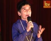 Ахмад Джаватханов нашид нате разных языках