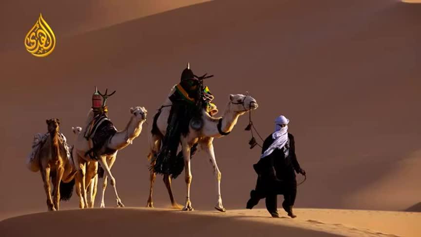Как бедуин принял ислам. Очень трогательная история
