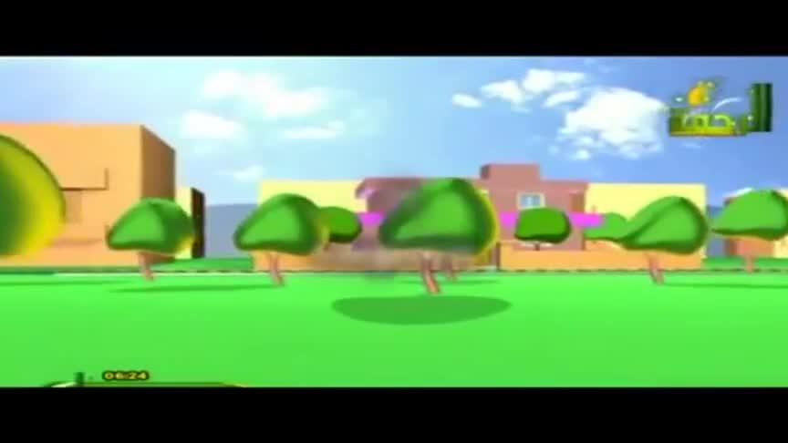 Мультфильм по отношению Пророке Мухаммаде (Мир Ему) - 01 часть